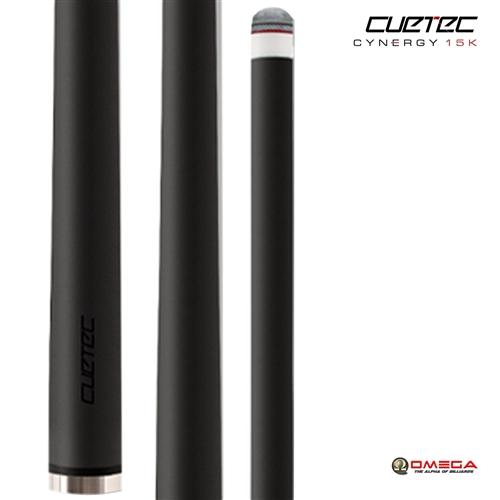 Cuetec Cynergy 12.5 carbon shaft