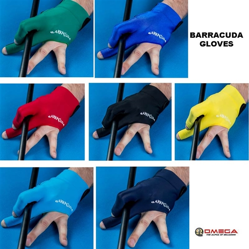 Barracuda glove (left hand)