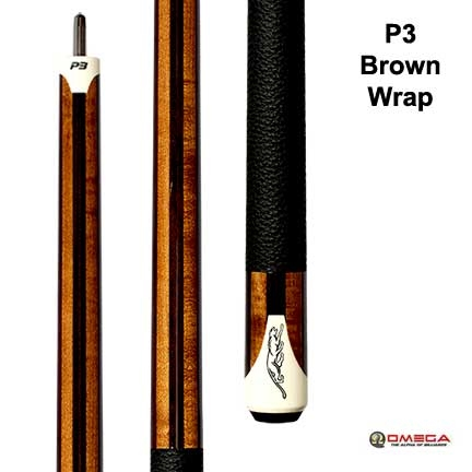 Predator Revo P3 brown wrap